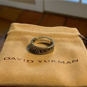 David Yurman Shipwreck Ring